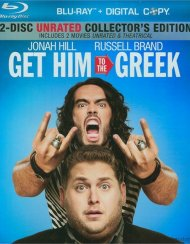 Get Him To The Greek: Unrated - Collectors Edition Blu-ray