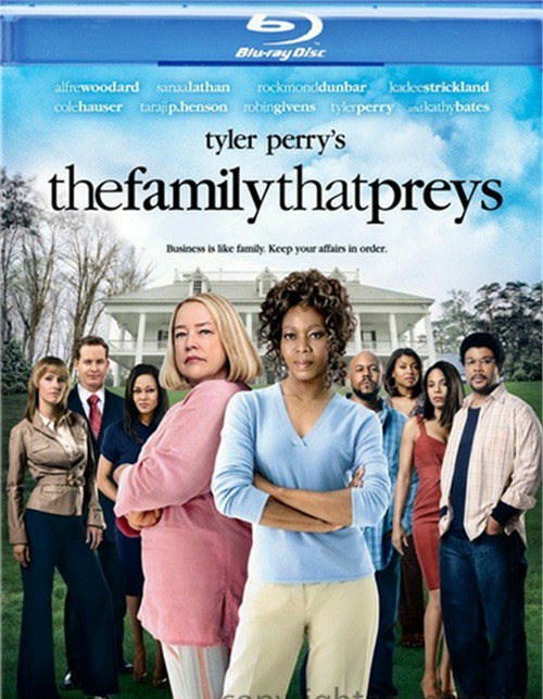 Family That Preys, The Blu-ray