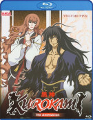 Kurokami: The Animation - Volume 5 Blu-ray
