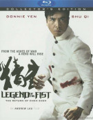 Legend Of The Fist: The Return Of Chen Zhen - Collectors Edition Blu-ray