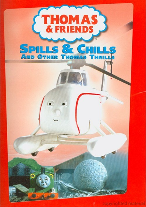 Thomas & Friends: Spills & Chills And Other Thomas Thrills Movie