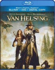 Van Helsing (Blu-ray + DVD + Digital Copy) Blu-ray
