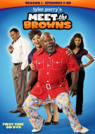 Meet The Browns: Season 1 Movie