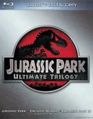 Jurassic Park: Ultimate Trilogy (Blu-ray + Digital Copy) Blu-ray
