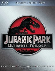 Jurassic Park: Ultimate Trilogy (Blu-ray + Digital Copy) Blu-ray