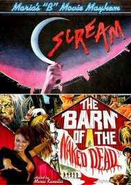 Marias B-Movie Mayhem: Scream / Barn Of The Naked Dead Movie
