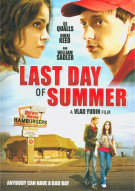 Last Day Of Summer / Wake (2 Pack) Movie
