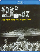 Cage The Elephant: Live From The Vic In Chicago Blu-ray