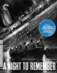 Night To Remember, A: The Criterion Collection Blu-ray