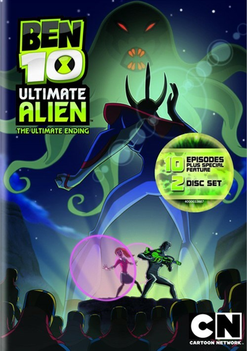 Ben 10: Ultimate Alien - The Ultimate Ending Movie