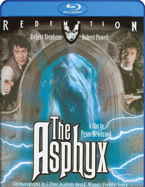 Asphyx, The Blu-ray