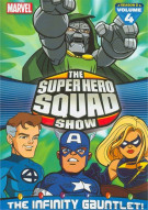 Super Hero Squad Show, The: The Infinity Gauntlet - Volume 4 Movie