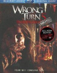 Wrong Turn 5: Bloodlines (Blu-ray + DVD + Digital Copy) Blu-ray
