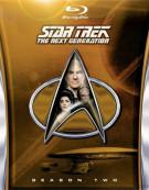Star Trek: The Next Generation - Season 2 Blu-ray