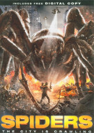 Spiders (DVD + Digital Copy) Movie