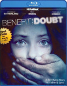 Benefit Of The Doubt Blu-ray