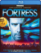 Fortress Blu-ray
