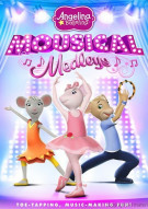 Angelina Ballerina: Mousical Medleys Movie