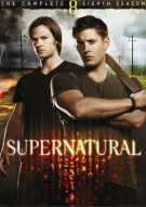 Supernatural: The Complete Eighth Season Movie