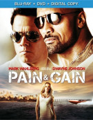 Pain And Gain (Blu-ray + DVD + Ultraviolet + Digital Copy) Blu-ray