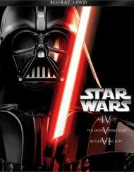 Star Wars Trilogy: Episodes IV - VI (Blu-ray + DVD Combo) Blu-ray