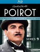 Agatha Christies Poirot: Series 9 Blu-ray
