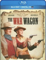 War Wagon, The (Blu-ray + UltraViolet) Blu-ray