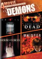4-Movie Midnight Marathon Pack: Demons Movie