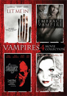 Vampires 4-Pack Movie