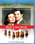 Thats My Man Blu-ray