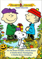 Peanuts Classic Holiday Collection Movie