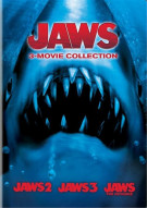 Jaws 3-Movie Collection Movie