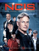 NCIS: The Twelfth Season Blu-ray