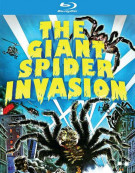 Giant Spider Invasion, The: Deluxe Collecters Edition (Blu-ray + DVD Combo) Blu-ray