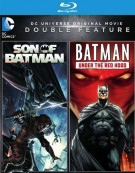DCU: Son Of Batman / Batman: Under The Red Hood (Double Feature) Blu-ray