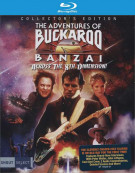 Adventures Of Buckaroo Banzai Across The 8th Dimension, The Blu-ray