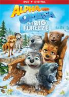 Alpha And Omega: The Big Fureeze (DVD + UltraViolet) Movie