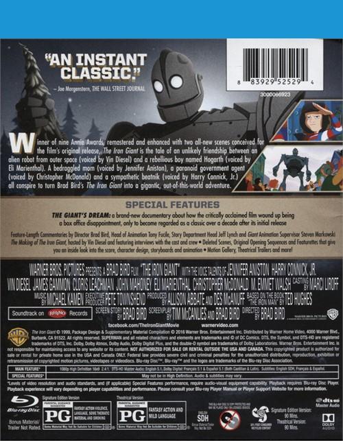 iron giant signature edition online free