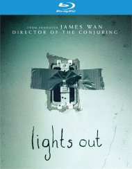 Lights Out (Blu-ray + UltraViolet) Blu-ray