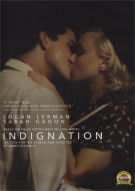 Indignation (DVD + UltraViolet) Movie