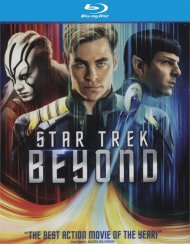 Star Trek Beyond (Blu-ray + DVD + UltraViolet) Blu-ray