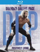 WWE: Diamond Dallas Page - Positively Living! Blu-ray