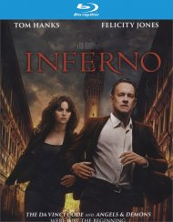 Inferno (4K Ultra HD + Blu-ray + UltraViolet)  Blu-ray