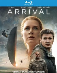 Arrival (Blu-ray + Ultraviolet) Blu-ray