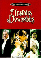 Upstairs, Downstairs: The Complete Fifth Season Movie