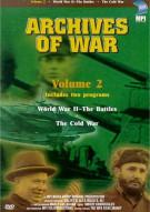 Archives Of War: Volume 2 Movie