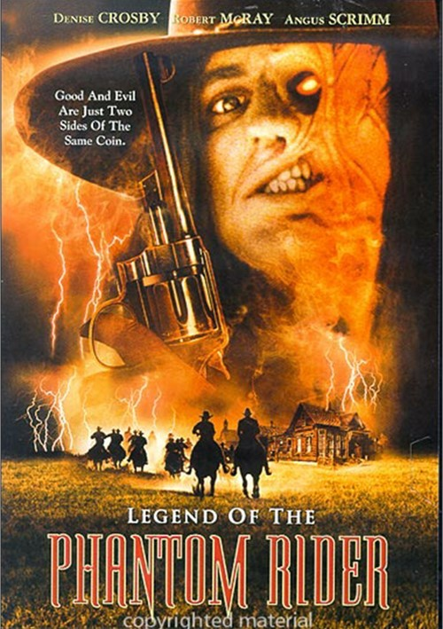 Legend Of The Phantom Rider, The Movie
