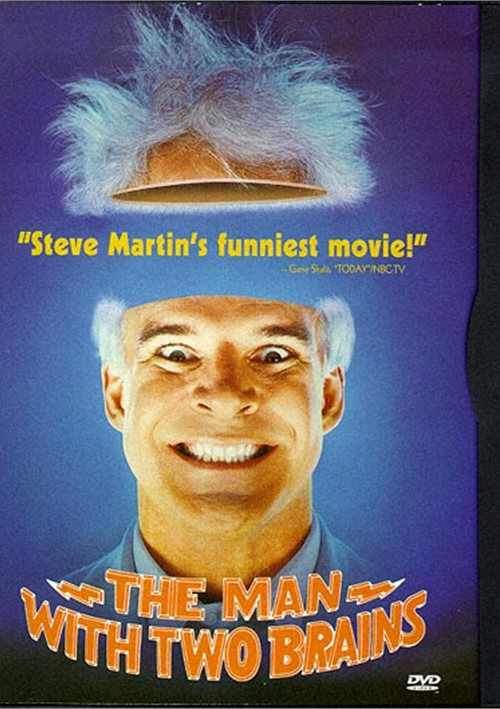 Man With Two Brains, The Movie