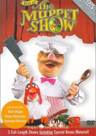Best Of The Muppet Show: Bob Hope, Dom Deluise and George Burns Movie