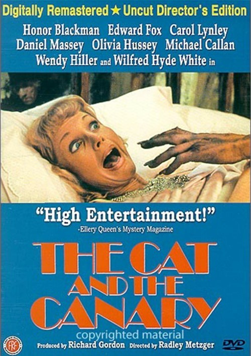 Cat And The Canary, The Movie